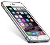 Чехол Melkco Q Arc Bumper Apple iPhone 6 Gray