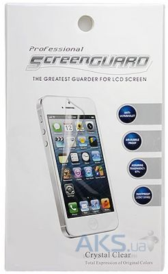 Защитная пленка ScreenGuard Prestigio MultiPhone 3450 Duo Clear