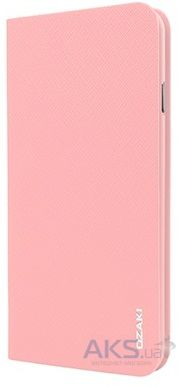 Чехол Ozaki O!coat-0.3+ Folio Apple iPhone 6, iPhone 6S Pink (OC558PK)