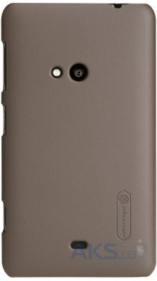 Чехол Nillkin Super Frosted Shield Nokia Lumia 625 Brown