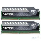 Оперативная память Patriot DDR4 32GB (2x16GB) 2400 MHz Viper Elite (PVE432G240C5KGY)