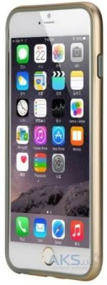 Чехол Rock Duplex Slim Guard Apple iPhone 6 Plus, iPhone 6S Plus Gold