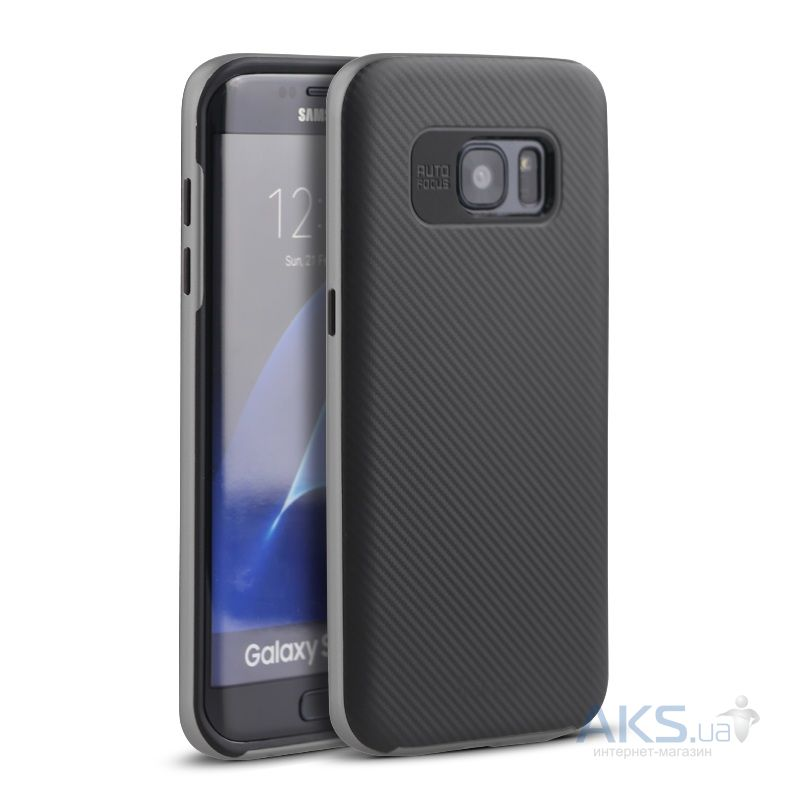 Чехол iPaky Hybrid Series Samsung G935 Galaxy S7 Edge Gray
