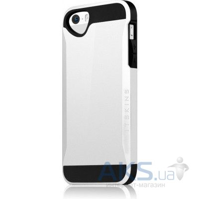 Чехол ITSkins Evolution for iPhone 5/5S White (APH5-EVLTN-WITE)