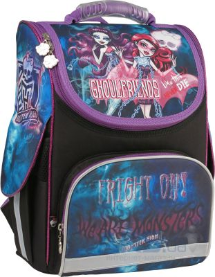 Рюкзак KITE Monster High MH15-501-3S