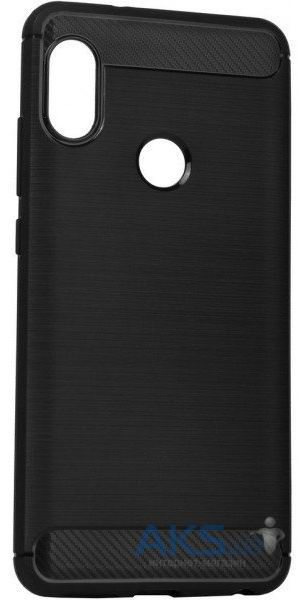 Чохол BeCover Carbon Series Xiaomi Redmi S2 Black (702241)