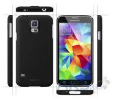 Вид 3 - Чехол Ringke Slim для Samsung G900 Galaxy S5 Dot Pear White