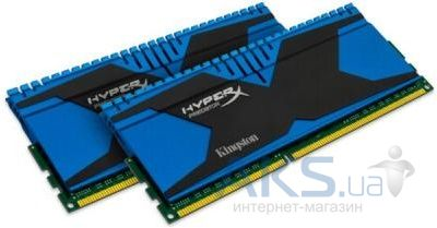 Оперативная память Kingston DDR3 8GB (2x4GB) 2800 MHz (KHX28C12T2K2/8X)