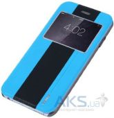 Чехол REMAX Window Book Series Apple iPhone 6 Plus, iPhone 6S Plus Blue/Black