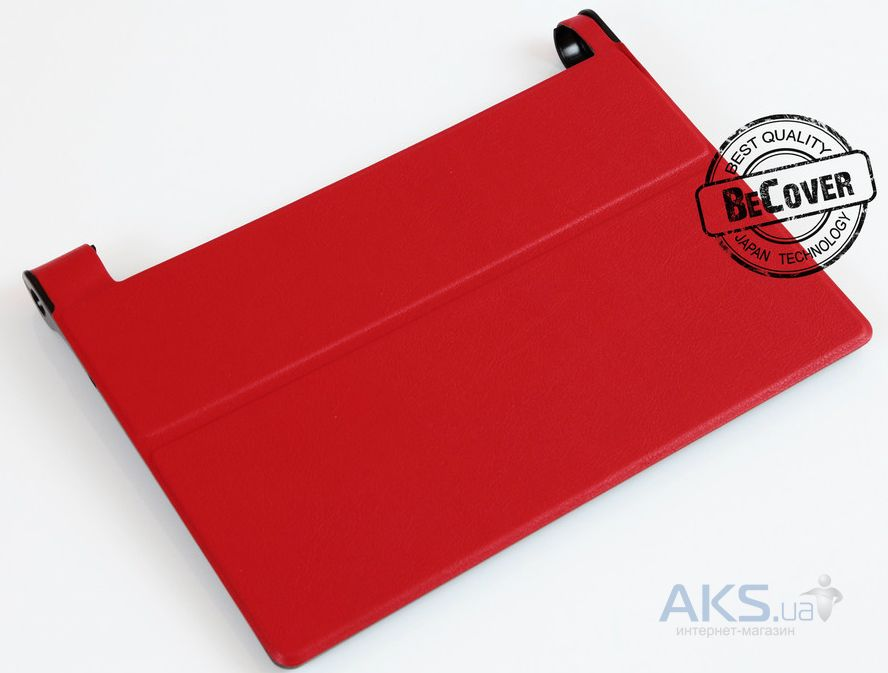 Чехол для планшета BeCover Smart Case Lenovo Yoga Tablet 3 10 X50 Red