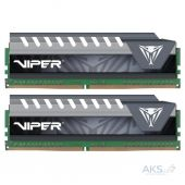Оперативная память Patriot DDR4 32GB (2x16GB) 2133 MHz Viper Elite (PVE432G213C4KGY)