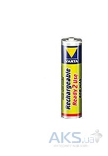 Аккумулятор Varta AAA (R03) Ready To Use  900mAh 1 шт