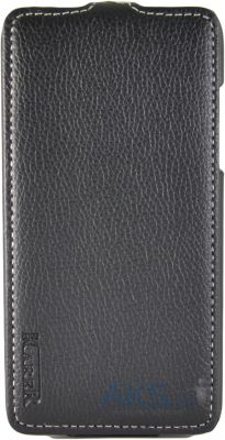 Чехол Carer Base Flip Leather Case for HTC Desire 700 Black