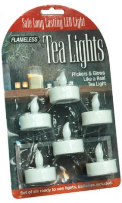 Фонарик Mark Feldstein Torch Tea Light TL1036