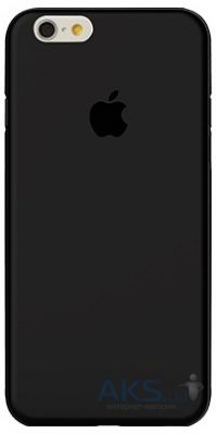 Чехол Ozaki O!coat 0.3 Jelly for iPhone 6/6S Black (OC555BK)