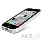Вид 4 - Чехол SGP Neo Hybrid for iPhone 5C Infinity White (SGP10509)
