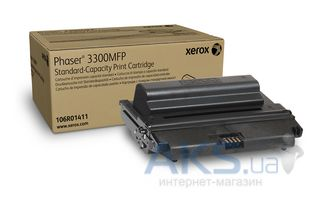 Картридж Xerox Phaser 3300 (106R01411) Black