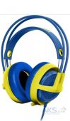 Навушники Steelseries Siberia v3 Fallout 4 Edition Blue/Yellow