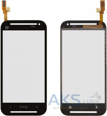 Сенсор (тачскрин) для HTC Desire 608t Original Black