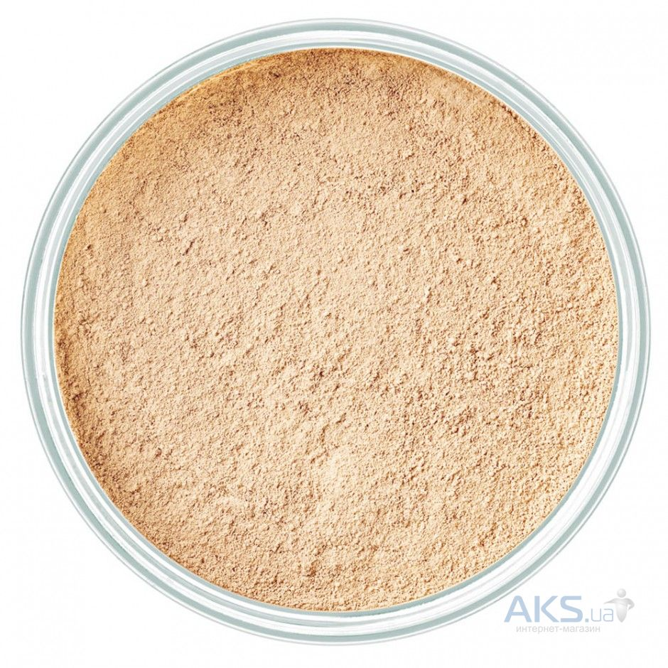 Пудра Artdeco Mineral Loose Powder 03 Natural