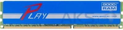 Оперативная память GooDRam DDR3 8GB 1866 MHz PLAY Blue (GYB1866D364L10/8G)