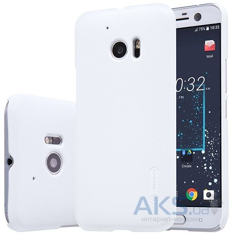 Чехол Nillkin Super Frosted Shield HTC 10 Lifestyle White