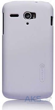 Чехол Nillkin Super Frosted Shield Huawei Ascend G500 White
