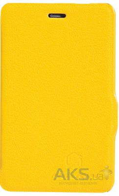 Чехол Nillkin Fresh Leather Series Nokia Asha 501 Yellow
