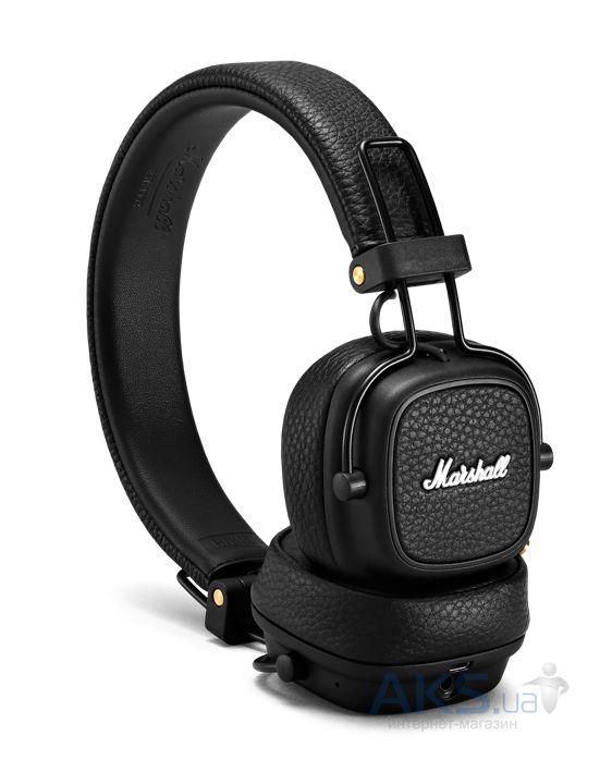 fca672a870f Купить гарнитуру для телефона Marshall Major III Bluetooth Black ...