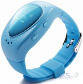 Умные часы SmartWatch Kids t50 GPS Tracking (Blue)