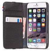 Вид 2 - Чехол Decoded Denim Case Wallet for iPhone 6/6S Black (DD4IPO6CW1BK)