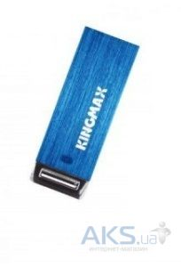 Флешка Kingmax UI-06L WaterProof 16GB USB-3.0 (KM16GUI06L) Blue