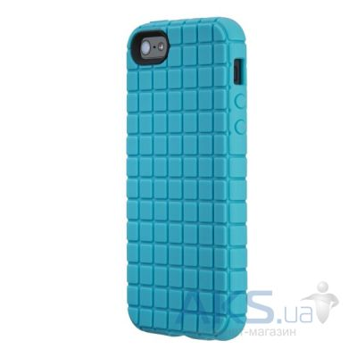 Чехол Speck PixelSkin Apple iPhone 5, iPhone 5S, iPhone 5SE Peacock Blue Mini (SPK-A1587)