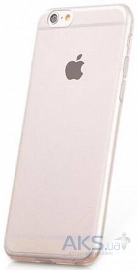Чехол Hoco Light Series Apple iPhone 6, iPhone 6S White