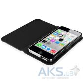 Вид 4 - Чехол Macally Slim Folio Case and Stand for iPhone 5C Black (SCOVERP6-B)