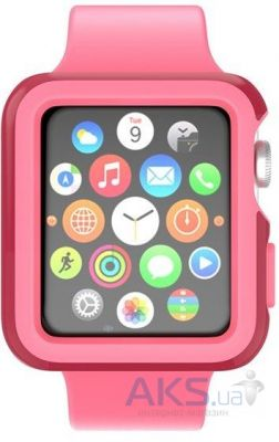 Speck CandyShell Fit Case for Apple Watch 42mm Pink (SPK-A4140)