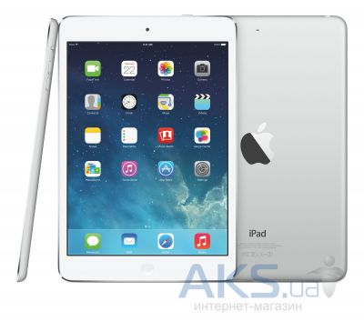 Планшет Apple iPad mini with Retina display Wi-Fi 64GB (ME281) Silver
