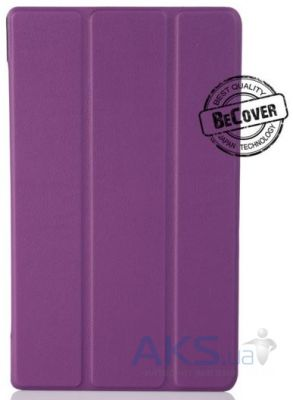 Чехол для планшета BeCover Smart Case для Samsung T230 Galaxy Tab 4 7.0 Purple