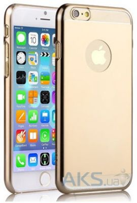 Чехол Vouni Elements iPhone 6, iPhone 6S Champagne Gold