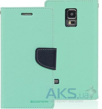 Чехол Book Cover Goospery Lenovo A5000 Blue