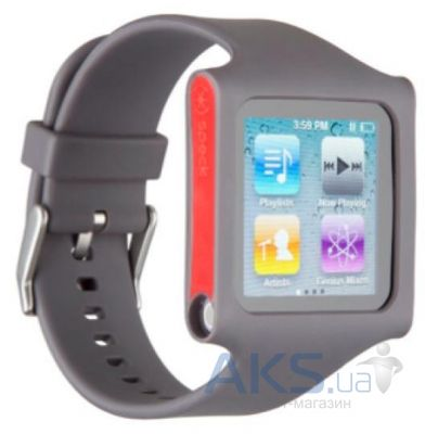 Чехoл Speck Time to Rock for iPod Nano 6 MagmaJamma Gray