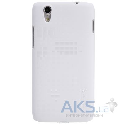 Чехол Nillkin Super Frosted Shield Lenovo S960 Vibe X White