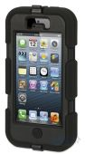 Чехол Griffin Survivor Series Apple iPhone 5, iPhone 5S, iPhone SE Black (GB35677)