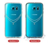 Вид 2 - Чехол Ringke NOBLE Samsung G920 Galaxy S6 Crystal (Necklace 21)
