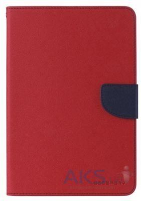 Чехол для планшета Mercury Fancy Diary Series Samsung T110 Galaxy Tab 3 7.0 Lite, T111 Galaxy Tab 3 7.0 Lite Red - Blue
