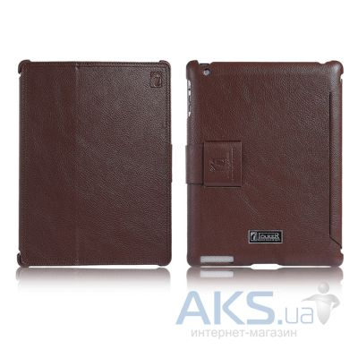 Чехол для планшета iCarer Honourable for Apple iPad 2/3/4 Brown (RID201)