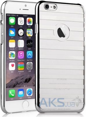 Чехол Vouni Parallel для Apple iPhone 6 Plus Silver
