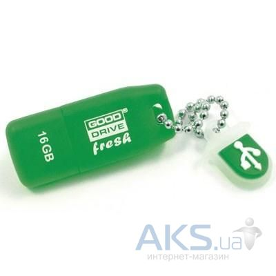 Флешка GooDRam 16Gb Fresh Lime (PD16GH2GRFLR9)