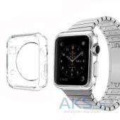 iBest чехол для Apple Watch 38mm TPU Case Clear