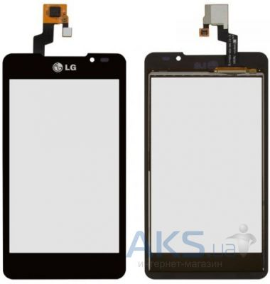 Сенсор (тачскрин) для LG Optimus 3D Max P725 Original Black